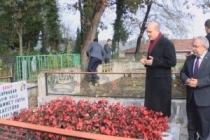 Bakan Soylu Şehit Safitürk'ün Kabrini ve Babasını Ziyaret Etti