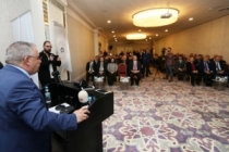 Yeni Ufuk Otomotivde İmalat Sanayi Projesi '' Tanılıtdı