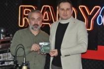 Akif Yener Radyo-Tv 264 e konuk oldu