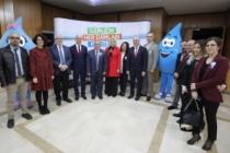 Vali Nayir Dünya Su Günü Programına Katıldı