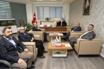 Vali Nayir TEKNOKENT'i Ziyaret Etti