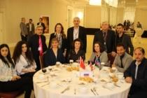 Sakarya 14. Uluslararası Festivali'nin Delegasyon yemeğinde buluştular