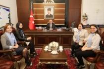 Vali Nayir'e Dünya Otizm Günü Ziyareti