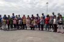 Bisiklet Vadisi'nde anlamlı etkinlik