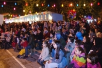 Hacivat-Karagöz Gölge Oyununa Çocuklardan Büyük İlgi