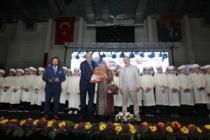 72 Hafız İçin İcazet Töreni Düzenlendi