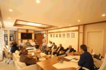 Kocaali Belediye Başkanı Ahmet Acar Ramazan Bayramı programlarına katıldı