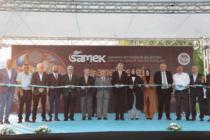 Vali Nayir SAMEK'in Yıl Sonu Sergisinin Açılışını Yaptı
