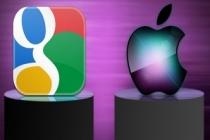 Apple Google ile dalga geçti