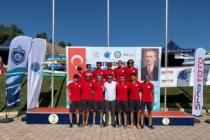 Büyükşehir Kano Takımı madalyaları topladı