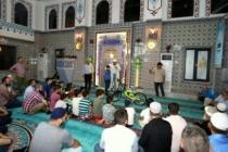 Akyazı Yunus Emre Camiinde Ödüllü Kur'an Kursu Eğitimi