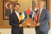 Babaoğlu'ndan Başkan Acar'a ziyaret