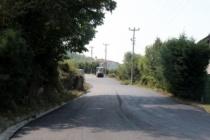 Büyükşehir asfalt ekipleri Sapanca'da