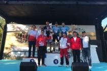 Kayseri'de takım şampiyonu Büyükşehir