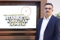 Prof. Dr. Çağlar'dan Deprem uyarısı
