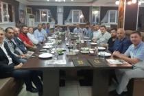 Şaban Yener'in başkanlığındakiTÜMSİAD'ta görev dağılımı yapıldı