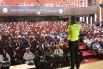 Servis Şoförleri ve Rehber Personele Trafik Eğitimi verildi