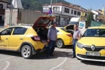 Taksi Durağı'nın Yeri Değişti