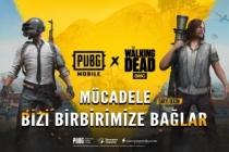 The Walking Dead karakterleri PUBG MOBILE'a geliyor!