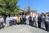 Vali Nayir Yeni Dönemle Birlikte Okul Ziyaretlerine Başladı