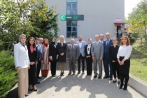 Vali Nayir Yeşilay Danışma Merkezini Ziyaret Etti
