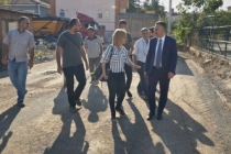 Adapazarı'nda Sokak Sokak Asfalt Var