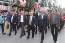Amatör Spor Haftası Etkinlikleri Kortej Yürüyüşü İle Başladı