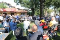 Vali Nayir Muhtarlar Federasyonu'nun Düzenlediği Aşure Programına Katıldı