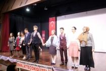 24 Kasım Öğretmenler Günü Vesilesiyle Kutlama Programı Tertip Edildi
