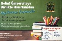 Adapazarı Bilgi Evi Üniversiteye Hazırlıyor