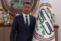 Baro Başkanı Burak'tan Öğretmenler Günü mesajı
