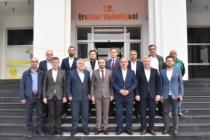 Başkan KILIÇ Sakaryaspor'u ağarladı
