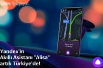 """Yandex'in Akıllı Asistanı """"Alisa"""" artık Türkiye'de"""