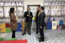 Arslantürk'den Zübeyde Hanım Anaokulu'na ziyaret