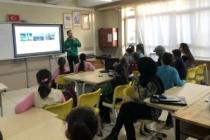 İlköğretim öğrencilerine enerji ve enerji tasarrufu anlatıldı