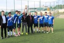 SAÜ'de futbol turnuvasının galibi işletme united