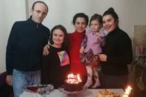 Semanur'a 10 Numara doğum günü