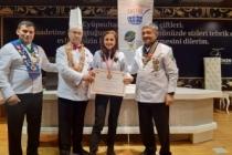 SUBÜ'lü aşçılara madalya