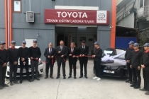 Toyota Otomotiv Sanayi Türkiye'den Mesleki Teknik Eğitime Büyük Destek