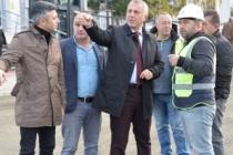 Yavuz Sultan Selim Caddesinin çehresi değişiyor