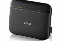 Zyxel'den Yeni Gigabit Modem; VMG3625-T20A