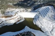 Akçay Baraj Gölü su alınabilecek seviyeye ulaştı