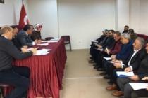 Arifiye 2020 yılının ilk meclis toplantısı yapıldı...