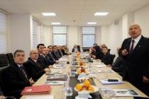 Genel Asayiş Toplantısı Erenler İlçesinde Gerçekleştirildi