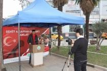 Hendek Şehit A.Gaffar Okkan'ı Anıyor