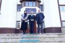 Kaymakamımız Sn. Abdullah ARSLANTÜRK' e ziyaret..