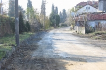 Menekşe ve Manolya Sokak'ta Çalışmalar Başladı