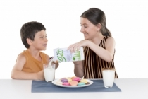 Proteinin sırrı her gün iki bardak süt!