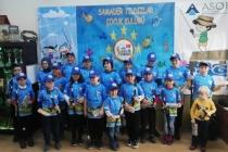 SAMADER Yıldızlar Çocuk Kulübü açıldı