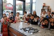 SGM'de çocukların hayal gücü gelişiyor